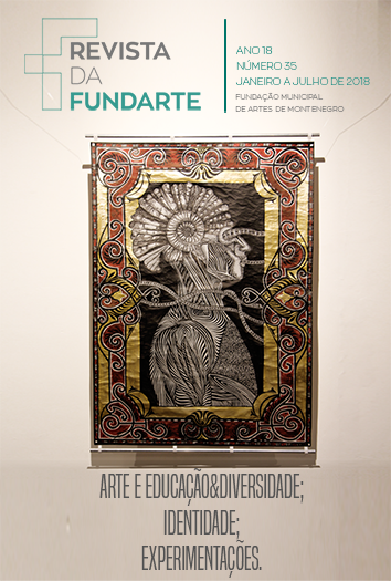 Revista da FUNDARTE, Qualis B1 em Artes. Produção da Editora da FUNDARTE.